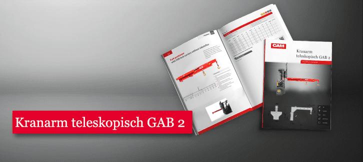 Toyota-Gabelstapler-Kranarm GAB 2 Produkt Download