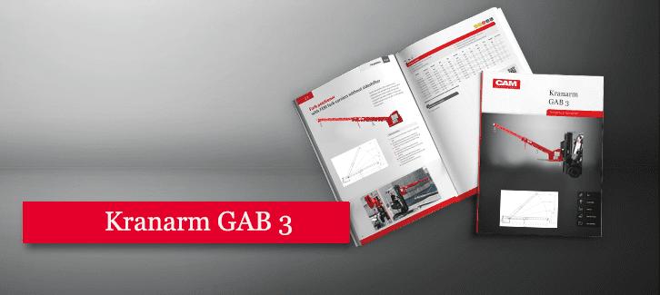 Toyota-Gabelstapler-Kranarm GAB 3 Produkt Download