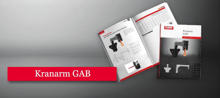Toyota-Gabelstapler-Kranarm GAB Produkt Download