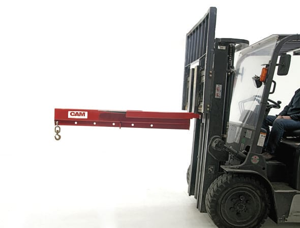 Toyota-Gabelstapler-Kranarm GAB Produktbild 2