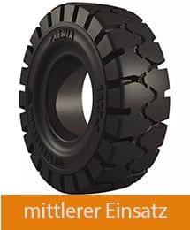 Gabelstapler Reifen mittlerer Einsatz
