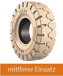 Gabelstapler Reifen weißer Reifen ; Spurfrei; Non Marking Reifen