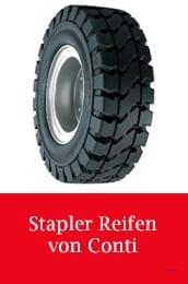 Gabelstapler Reifen von Conti