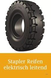 Gabelstapler Reifen elektrisch-leitfähig-schwarz
