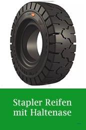 Gabelstapler Reifen Haltenase Sit / Loc/ Clip