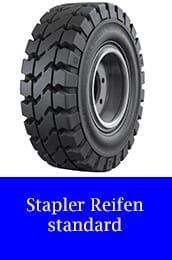 Gabelstapler Reifen standard
