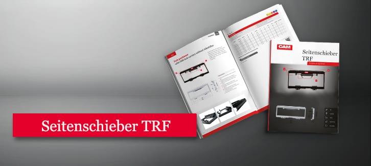 Toyota-Gabelstapler-Seitenschieber mit Gleitstücken TRF FEM 2 Produkt Download