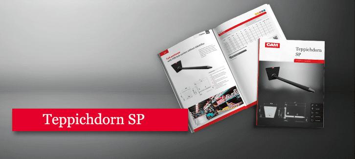 Toyota-Gabelstapler-Teppichdorn SP Produkt Download