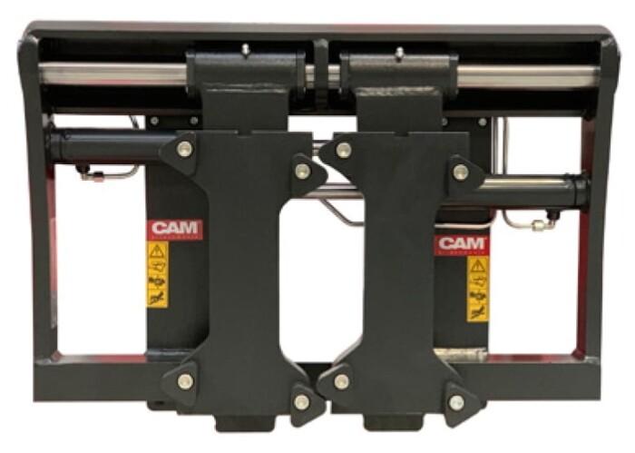 Zinkenverstellgerät mit integriertem Seitenschieber und Wellengabelzinken PJA Produktbild