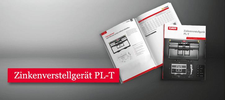 Toyota-Gabelstapler-Zinkenverstellgeraet mit Stangenmontiertem FEM Gabeltaschen mit Seitenschieber PL T Produkt Download