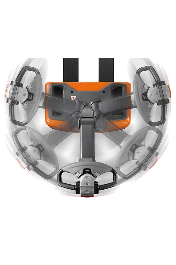 Toyota-Gabelstapler-bt levio lwe130 steering arm rotation LO 14903.jpg