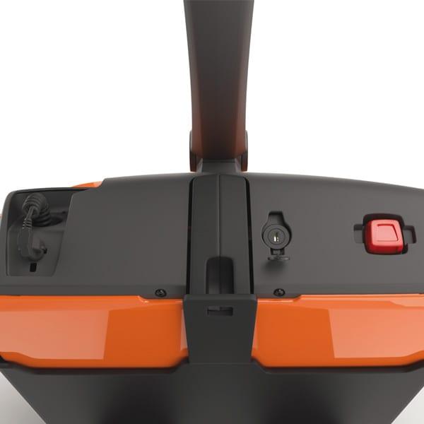ITL Gabelstapler Elektro Niederhubwagen Toyota LWI160 (Mitgängergerät) Amaturansicht