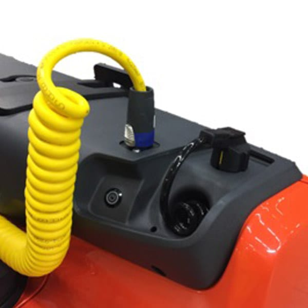 ITL Gabelstapler Elektro Niederhubwagen Toyota LWI160 (Mitgängergerät) LKW Ladekabel
