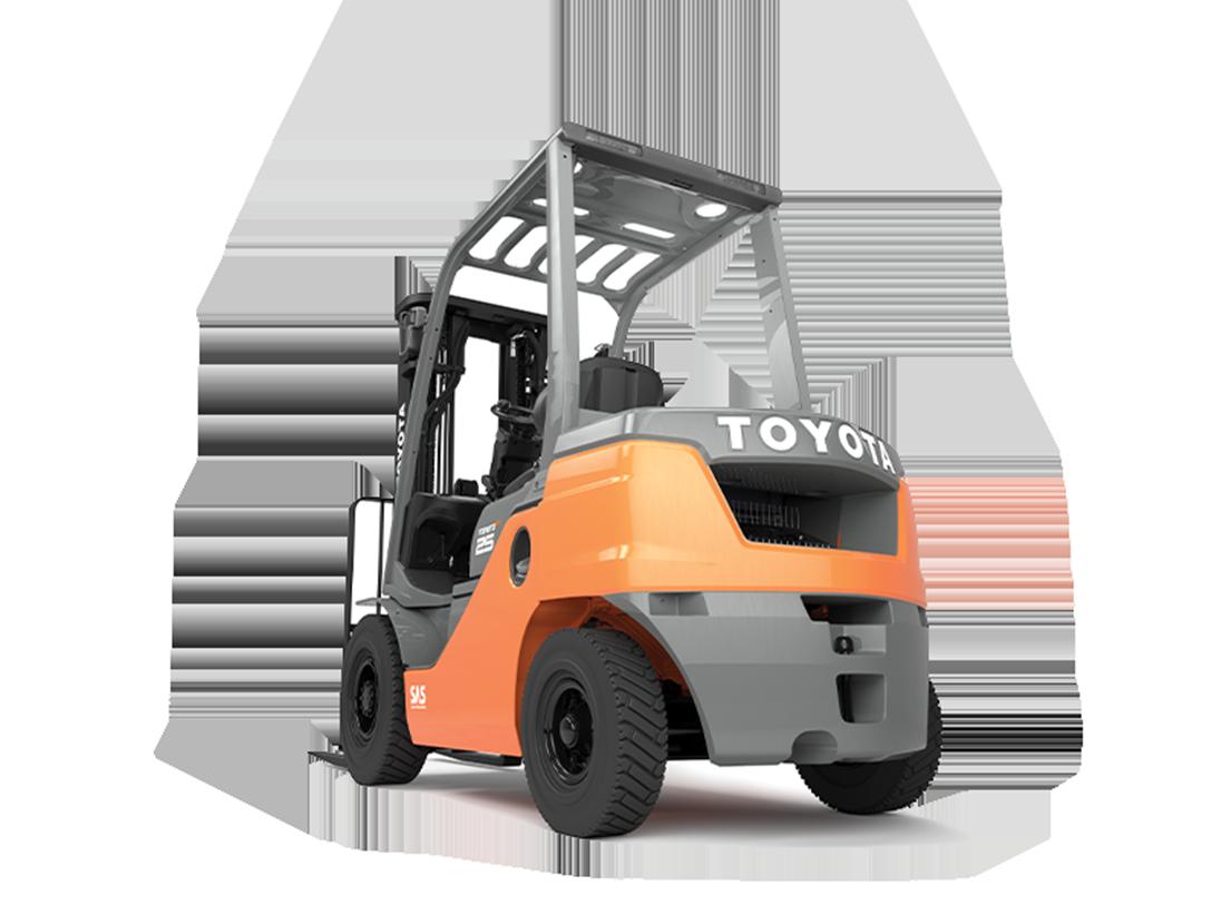 ITL Gabelstapler Herbstaktion 2021 Tonero