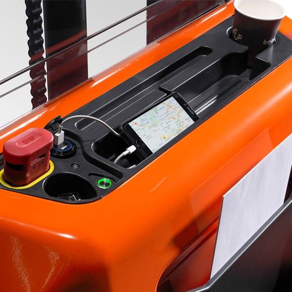ITL Gabelstapler Webshop Produkt Toyota Tyro SHE 100 Li-Ionen Batterie