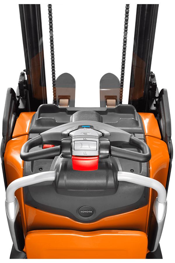 Toyota-Gabelstapler-toyota bt staxio p series visibility fork tips HI 15592.tif