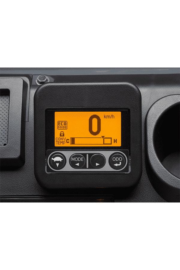 Toyota-Gabelstapler-toyota tonero 3.5t 8t display eco mode LO 13231