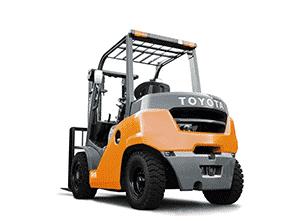 Toyota-Gabelstapler-toyota tonero 3.5t LO 13132